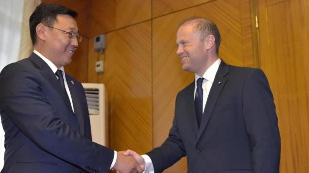 Improving Relations Between Malta and Mongolia
